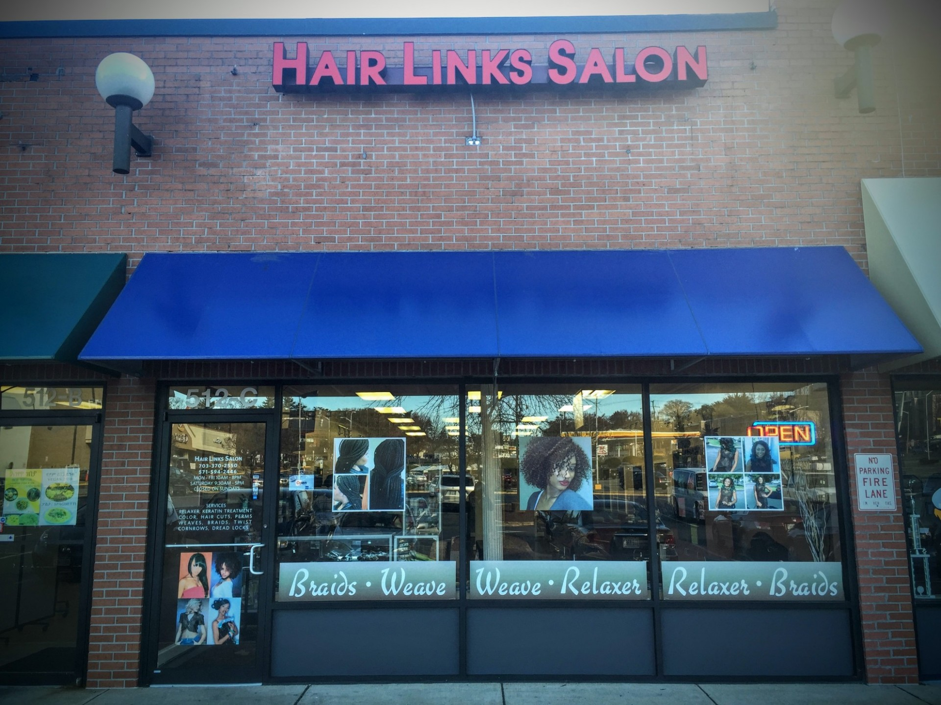 Best Hair Salon Alexandria Virginia